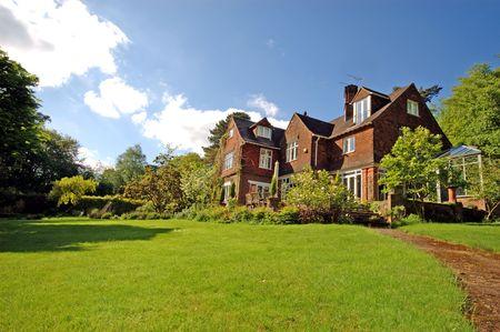 Large English Country House photo