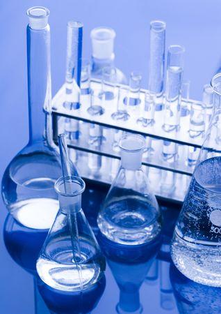 Laboratory glass Stock Photo - 727464
