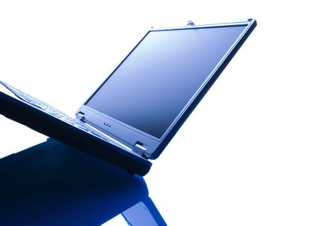 Laptop Stock Photo - 735335