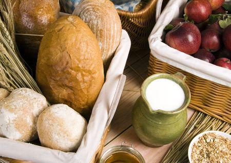 Bread mix photo