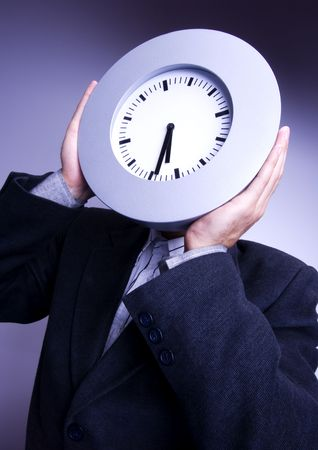 imaginor: Business time Stock Photo