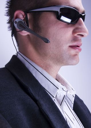 imaginor: Businessman Stock Photo