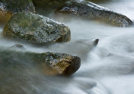 Stream in mountains Stock Photo - 804205