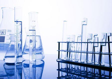 Laboratory glass    Stock Photo - 804552