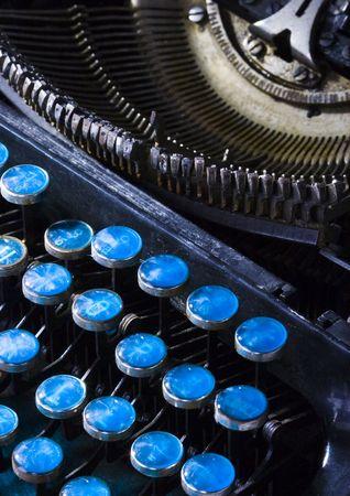 function key: Typewriter