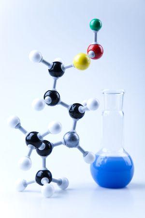 Molecular construction  photo