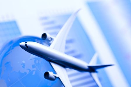 Air Travel Stock Photo - 6540878