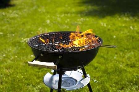 Fire, Hot Grillen