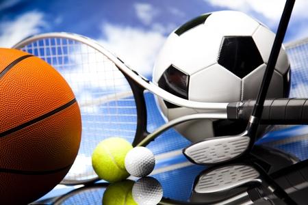 indoor sport: Sports Equipment