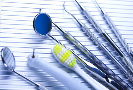 Dental Tools set  photo