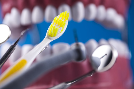 Dental tools photo