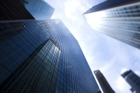 Financial centre photo