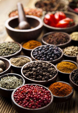 Spices, Cooking ingredient photo
