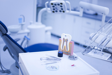 gripper: Dentistry office  Stock Photo