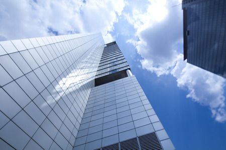 Bürogebäude Lizenzfreie Bilder