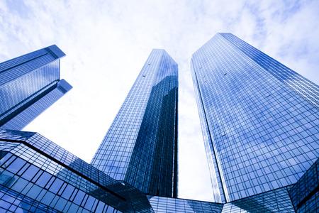 Bürogebäude Standard-Bild