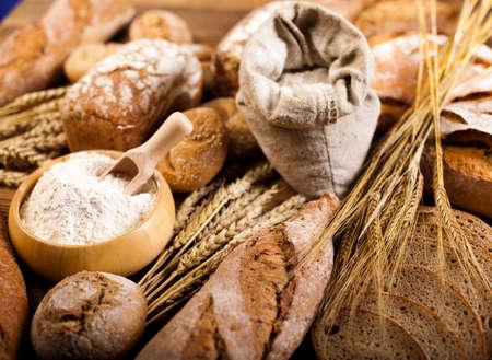 comiendo pan: Pan