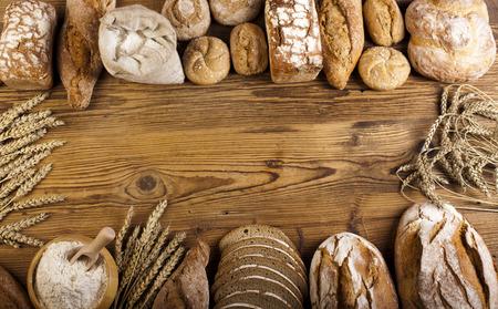 Bread frame photo