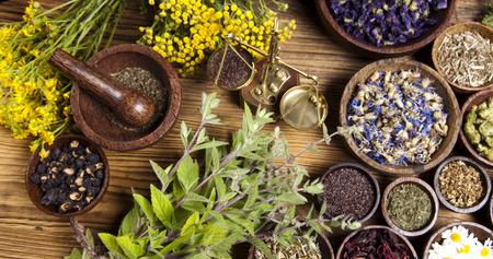 Alternative medicine photo