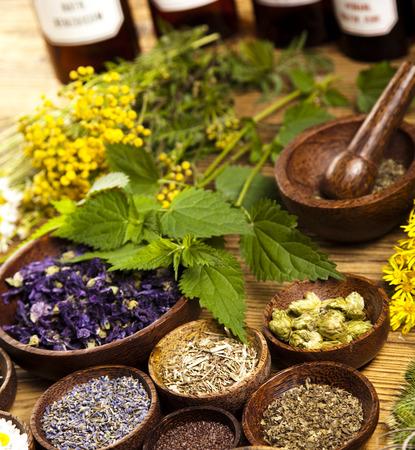 naturmedizin: Nat�rliche Medizin Lizenzfreie Bilder