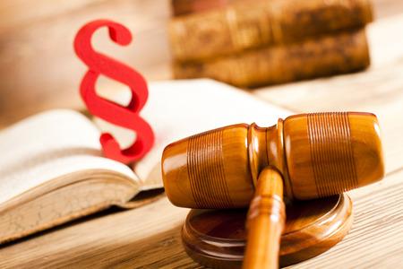 paragraf: Paragraph of judge, law book