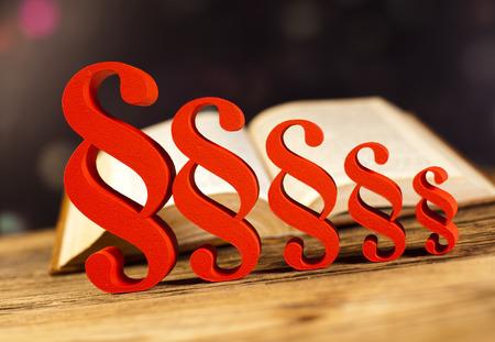 paragraf: Paragraph sign symbol