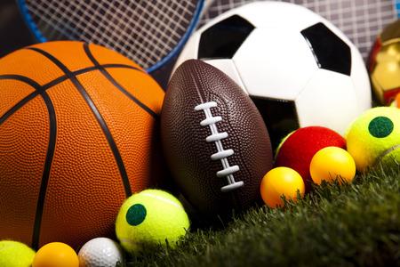 recreational sport: Recreation, sports equipment  Stock Photo