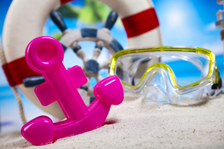 Beach accessories photo