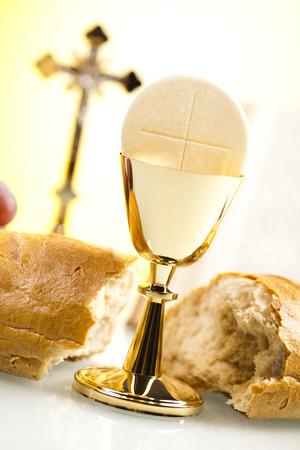 chaplain: Holy of communion