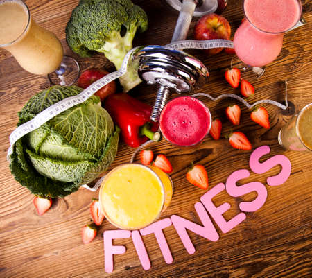 fruit shake: Fitness