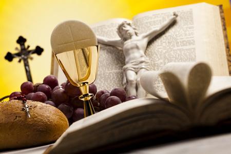 pan y vino: Santa Comuni�n Pan, Vino