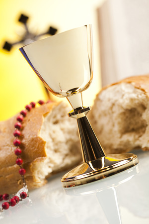 chaplain: Sacrament of communion