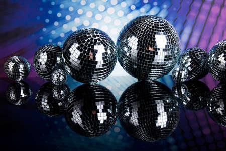 reggae: Les ondes sonores et Disco Balls