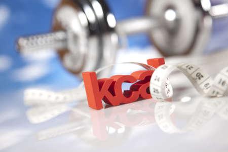calorie: Sport, Calorie Stock Photo