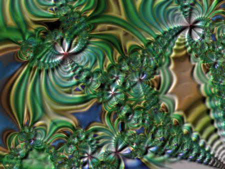 starshine: Wavy fractal