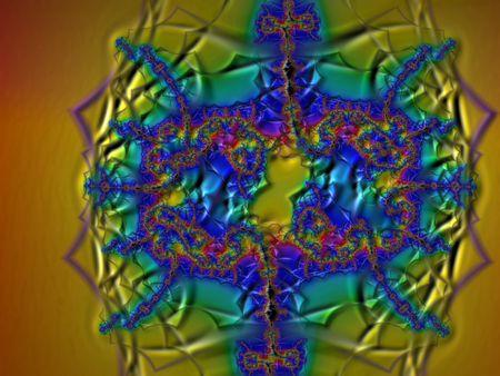 starshine: Ameba fractal