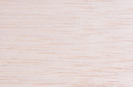 Balsa wood grain closeup for texture background Stock Photo