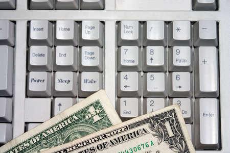 teclado num�rico: EE.UU. moneda y Computaci�n teclado num�rico