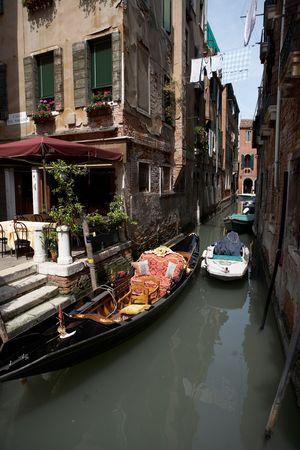 Gondolas Stock Photo - 611099