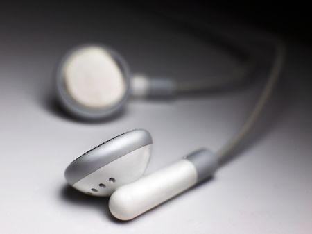 earphones Stock Photo - 618399