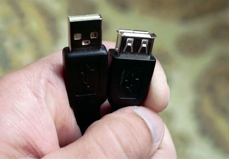 usb2: USB cable