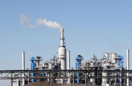 Plantas industriales  Foto de archivo - 794209
