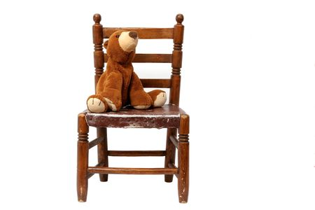 Wooden chair Stock Photo - 946762