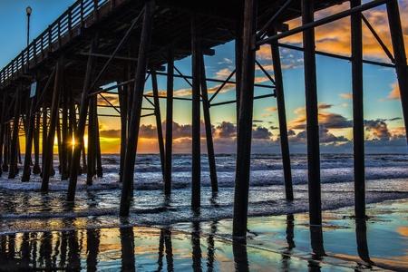 oceanside: Oceanside Pier - Oceanside is 40 miles North Of San Diego, California