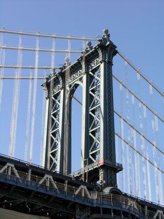 The Manhattan Bridge photo
