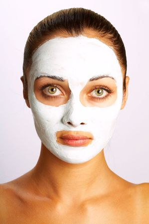 Cosmetic improving mask