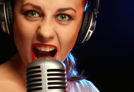 shure: Singer