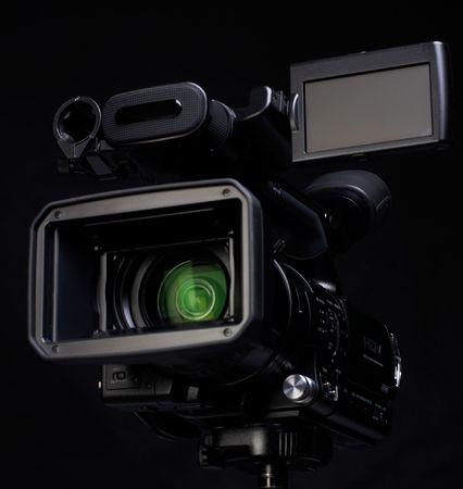 customer records: digital video camera