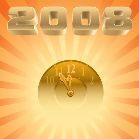 New Year decoration very useful background Vector