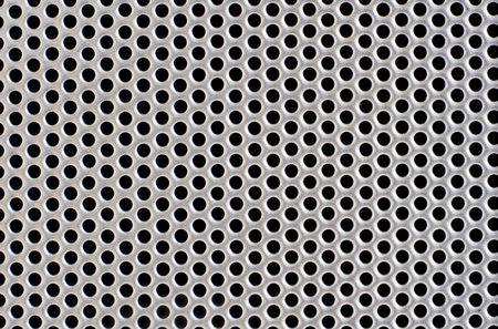 metal hole background (Speaker) Stock Photo - 435133